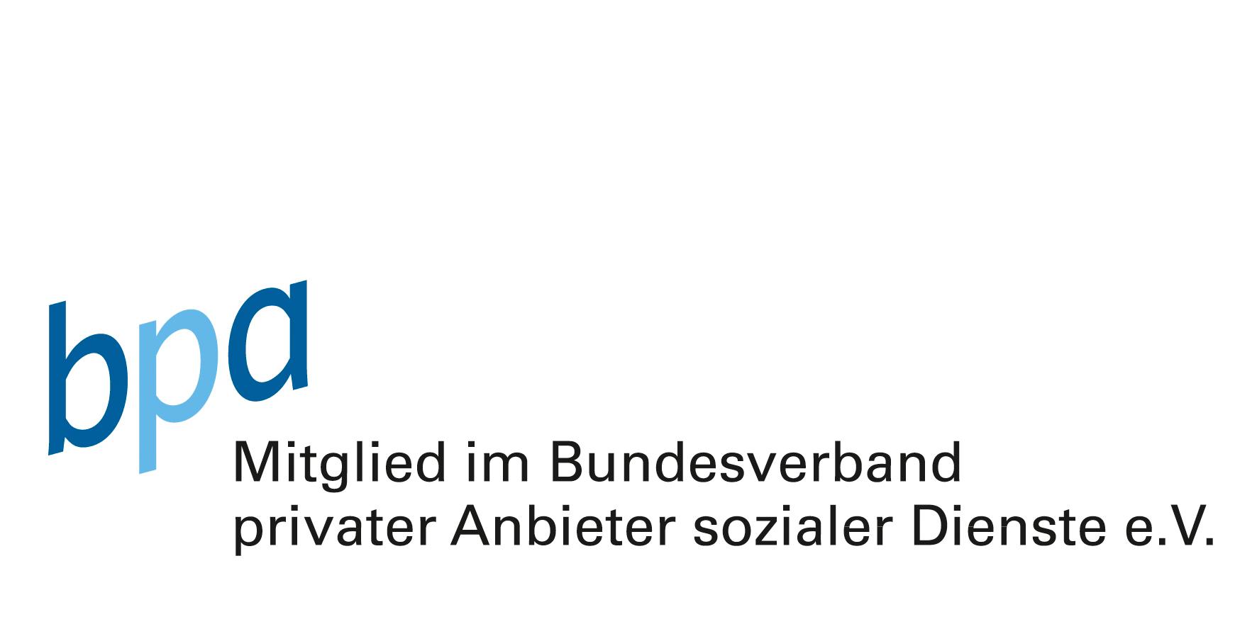 Logo des bpa - Bundesverband privater Anbieter sozialer Dienste e.V.